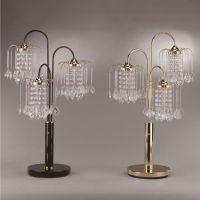 Crown Mark Rain Drop Table Lamp