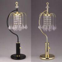 Crown Mark Single Rain Drop Table Lamp