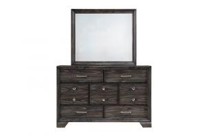 Crown Mark Lawson Dresser Mirror Set