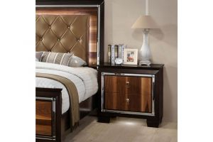Crown Mark Kelda Nightstand