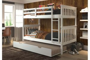 Donco Twin over Twin Mission Bunkbed