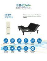 Innova Delight Adjustable Bed