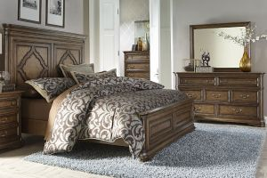 Liberty Furniture Amelia Queen Panel Bed