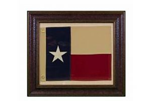 LMT Small Texas Flag W/Matt