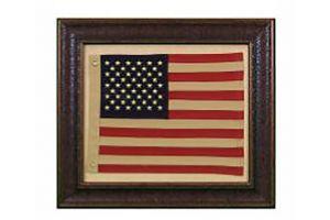 LMT Small American Flag W/Matt