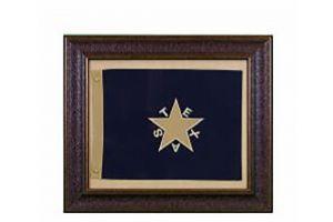 LMT Small Republic Of Texas Flag W/Matt