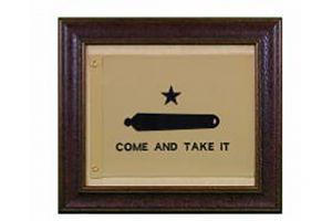 """LMT Small """"Come and Take It"""" Flag W/Matt"""