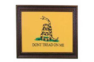 """LMT Small """" Dont Tread on Me"""" Flag W/Matt"""