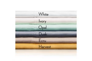 Malouf TENCEL Ecru Pillowcase