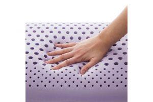 Malouf Zoned Dough® Lavender Pillow