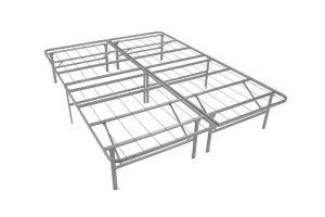 Mantua Platform King Bed Frame