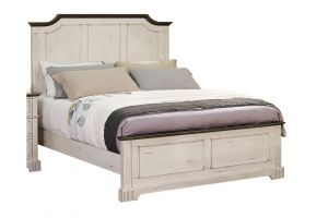 New Classic Avalon Cove Bed with Headboard, Footboard, and Rails