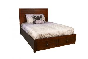 New Classic Kensington Kids Twin Bed with Headboard, Footboard, and Rails