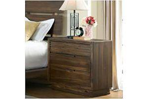 Riverside Furniture Modern Gathering Nightstand