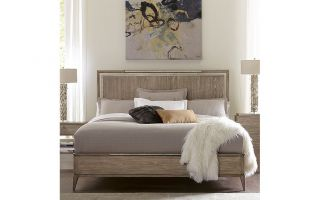 Riverside Sophie Bed with Headboard, Footboard, and Rails