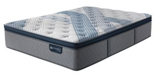 Serta iComfort Hybrid Blue Fusion 1000 Luxury Firm Extreme Pillowtop