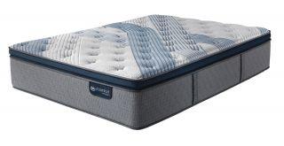 Serta iComfort Hybrid Blue Fusion 1000 Plush Extreme Pillowtop