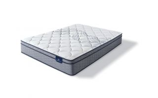 Serta Perfect Sleeper Elkins II Plush Eurotop