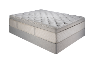 Spring Air Natures Rest Victoria Latex Eurotop Super Plush Mattress