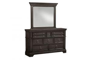 Standard Garrison Dresser Mirror Set