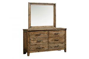 Standard Nelson Dresser Mirror Set