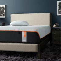 Tempur-Pedic LuxeAdapt Firm Queen with Adjustable Base