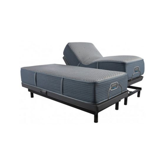 Split Queen Adjustable Bed >> Beautyrest Smartmotion Base 2 0 Adjustable Bed